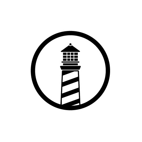 Sticker Lighthouse