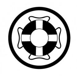 Sticker Lifeboy