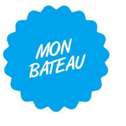 Sticker Mon Bateau 3