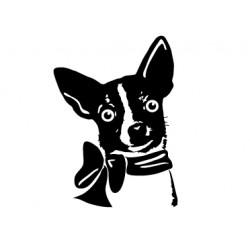 Sticker Chihuahua