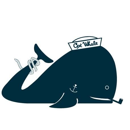 Sticker Whale 2