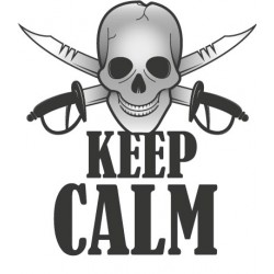 Sticker Keep Calm