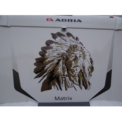 Sticker Indian Chief