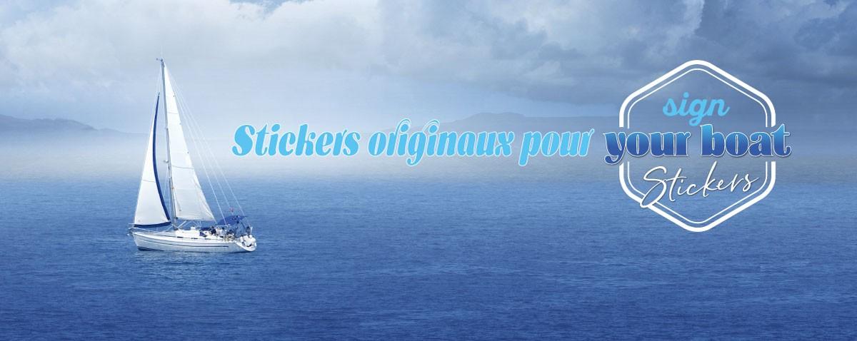 le site de personnalisation pour bateaux et voilier